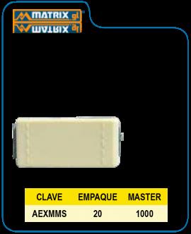 Apagador Escalera MODX M