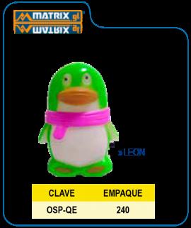 Lamparita de Noche LED Pingüino