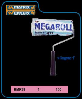 Rodillo Megaroll 9″