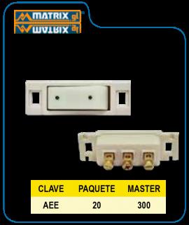 Apagador Escalera Estrella 890910